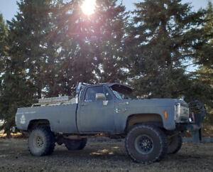 Mud truck for sale