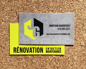 HOMME À TOUT FAIRE rénovation, entretien et maintenance Saguenay Saguenay-Lac-Saint-Jean image 1