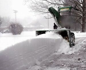 RELIABLE SNOW CREW - SNOWBLOWING AND PLOWING London Ontario image 1