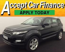Land Rover Range Rover Evoque FROM £109 PER WEEK!
