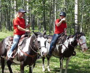 Overnight Summer Horse camps