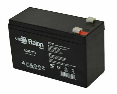 Eaton PW5110 12V 5Ah UPS Battery This is an AJC Brand Replacement