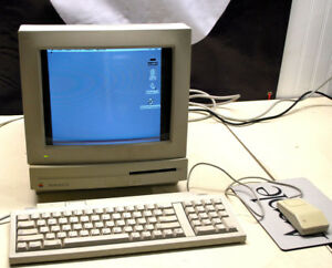 Lot de 5 ordinateurs Macintosh Apple vintage complet +  logiciel