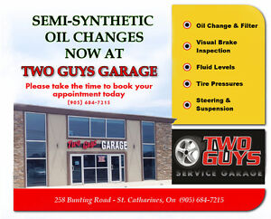 Two Guys Service Garage