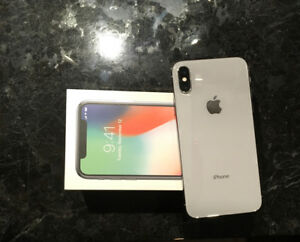 iPhone X 64 gigs