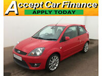 Ford Fiesta 2.0 ST FINANCE OFFER FROM £18 PER WEEK!