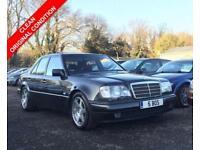 1994 L MERCEDES-BENZ E 500 E500 PORSCHE 5.0 AUTO 320 BHP