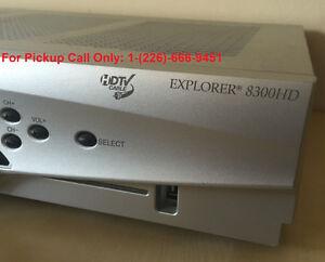 Rogers Scientific Atlanta Explorer 8300HD PVR Cable Box-HDMI Kitchener / Waterloo Kitchener Area image 2