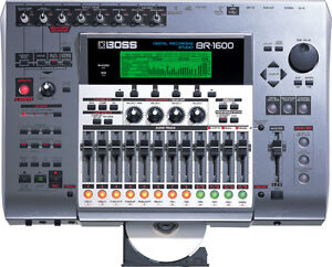 BOSS BR-1600 16 track recorder Peterborough Peterborough Area image 1