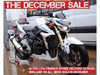 2012 - SUZUKI GSR750, EXCELLENT CONDITION, £3,800 OR FLEXIBLE FINANCE TO SUIT