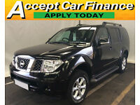Nissan Pathfinder 2.5dCi California Adventure FINANCE OFFER FROM £41 PER WEEK!