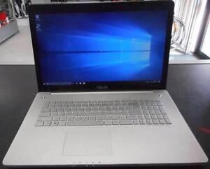 ASUS N750J Laptop Coconut Grove Darwin City Preview