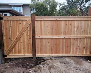 Residential Carpentry Services (Decks - Fences - Pergolas)