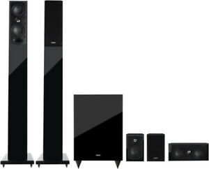 TANNOY HTS200 HOME THEATRE/ENTERTAINMENT SPEAKERS