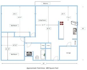 15519 98 Ave-Westend Premium 2 Bdr- Great Incentives!
