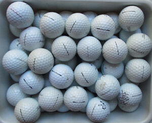 48 Great playable Titleist proV golf balls