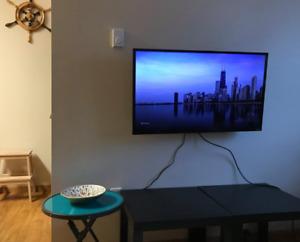 Vizio SmartCast TV & Wall Mount