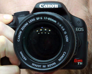 Canon Rebel T1i Package