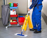 Wanted-Overnight Cleaning Sub Contract