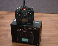 Spektrum DX6 6 Channel system with AR610 Receiver for RC