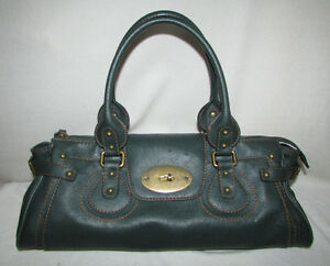 Deep Green Designer Inspired Handbag