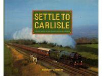 SETTLE TO CARLISLE RAILWAY – BOOK