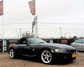 BMW Z4 Roadster Ed Sport from £140 p/m PETROL MANUAL 2008/58
