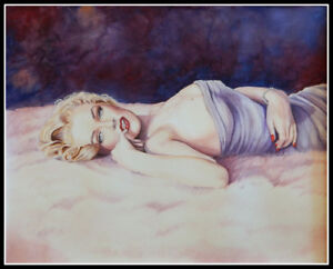 original Marilyn  Monroe and commissions.