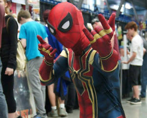 Spiderman Costume (Mens) Replica... Make an offer!