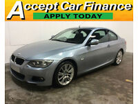 BMW 320 2.0TD M Sport FINANCE OFFER FROM £51 PER WEEK!