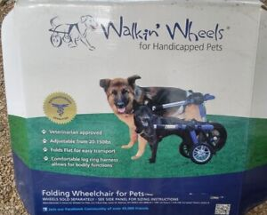 """Walkin' Wheels""  for disabled dogs"