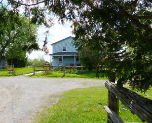 House and farm with approx 95 acres farmland