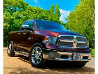 STUNNING - 2013 DODGE RAM 1500 5.7 HEMI BIG HORN 4X4 4WD - BROWN / BORNZE COLOUR