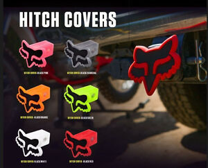 Fox Trailer Hitch Covers
