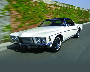 Wanted 1971 Buick Riviera Boat tail
