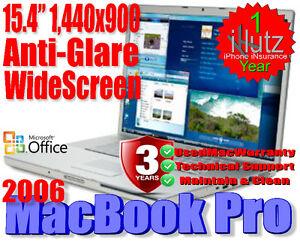 MacBook Pro - 3 Year UsedMac Warranty
