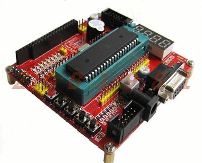 One Avr Microcontroller Development Board Learning Board Atmega16 Development