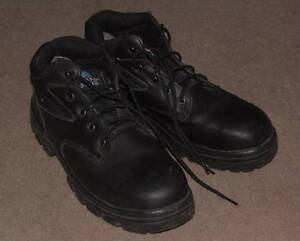 Steel Blue work/safety boots, mens, size 12 Rhodes Canada Bay Area Preview