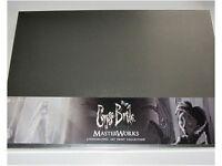 Art The Corpse Bride MasterWorks Limited Edition Lithographic Art Prints tim burton christmas