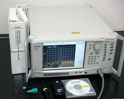 Anritsu Ms2781b 100hz-8ghz High Performance Signal Analyzer