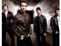 Stereophonics SSE Hydro 24th Feb: STANDING