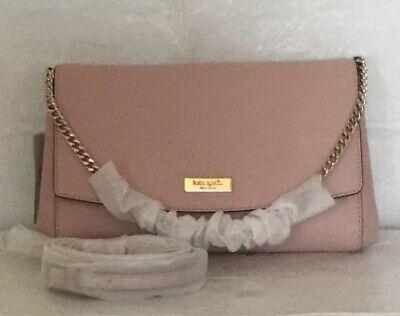 Kate Spade New York Laurel Way Greer Saffiano Handbag Clucth