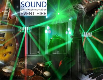EVENT Audio Lighting Equipment Hire and Parties