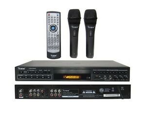 iView-300PK-Professional-CD-G-MP3-G-Karaoke-Player-2-micophones
