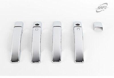 Gen Chrome Door Catch Cover Molding Trim K504 for Kia Soul 2014 - 2016