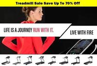 Treadmill  Sale Save Up To 70% Off Regular Price