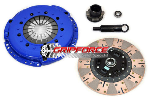 FX DUAL FRICTION CLUTCH KIT for 98-02 Z3 M COUPE 96-99 BMW M3 3.2L E36 S52