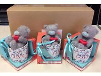 NEW Me to You Tatty Teddy with Mug (discount on multiple buy)