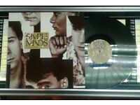 Simple Minds – Once Upon A Time, VG, released on Virgin in 1985, 80s Rock New Wave Post Punk