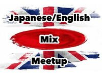 (Thu) 18th August - Japanese/English Exchange Mix Meetup